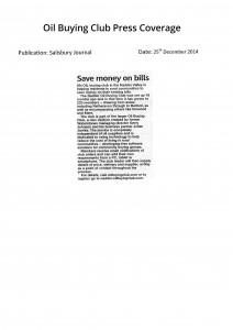 Salisbury Journal 25122014